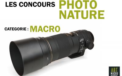 Les concours de photographie nature et animalier en 2019 : catégorie Macrophotographie