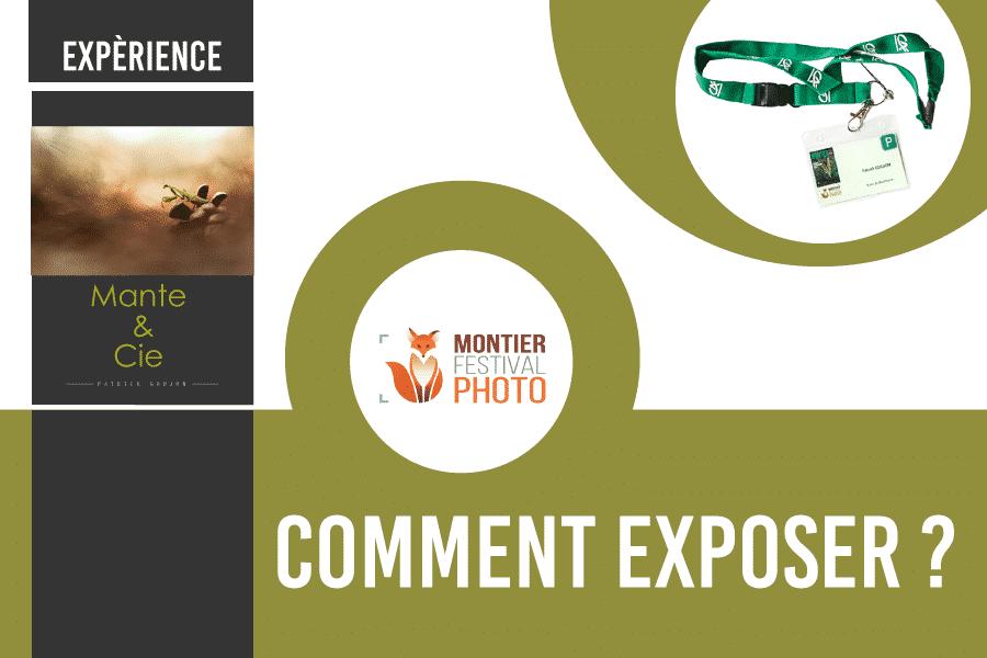 comment faire une exposition photo au festival de la photographie animalière de Montier en der